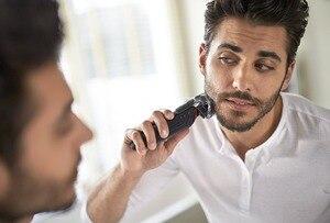 Image 4 - 6in1 set elektrische haar clipper wiederaufladbare haar trimmer präzision körper rasierer trimer bart schnurrbart gesichts haar schneiden maschine
