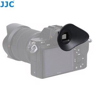 Image 2 - JJC DSLR מצלמה עיינית עבור Sony A7R4 A7R3 A7R2 A7M3 A7M2 A7S2 A7R A7S A7 A58 A99 השני A9 השני עינית עינית מחליף FDA EP16
