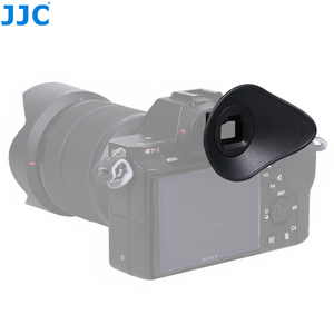 Image 2 - Jjc Dslr Macchina Fotografica Oculare per Sony A7R4 A7R3 A7R2 A7M3 A7M2 A7S2 A7R A7S A7 A58 A99 Ii A9 Ii mirino Oculare Sostituisce FDA EP16