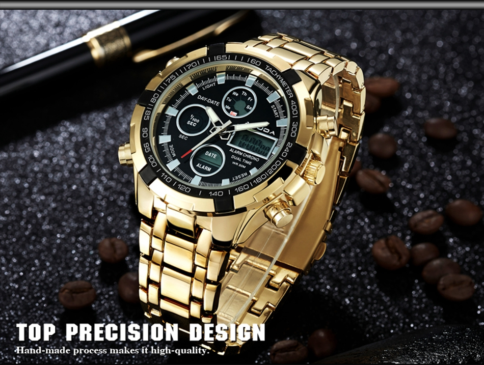 AMUDA chic  quartz wristwatches 2017 latest men's sport style double time display quartz wristwatches Relogio male Esportivo (9)