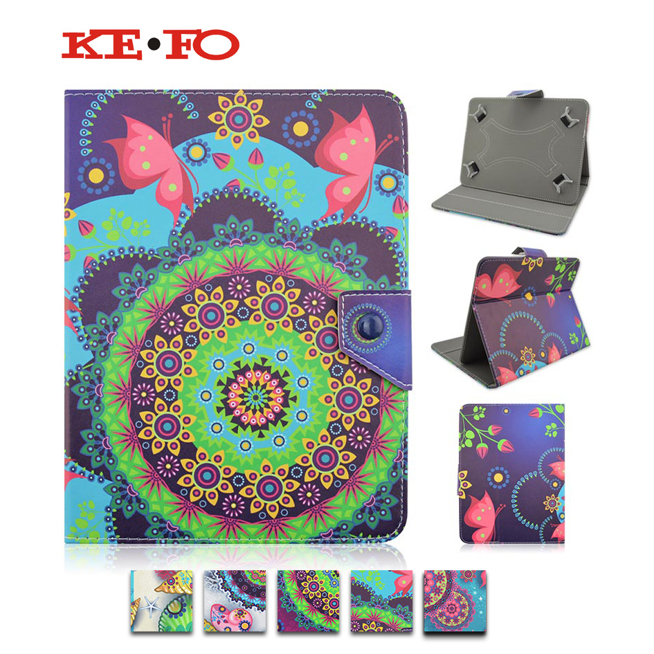 For Samsung Galaxy Tab 3 Lite 7.0 Conch Print PU Leather Cover Case RUSSIA For Digma Plane S7.0 7 inch Universal Tablet bags 2016 wholesale 7 inches universal tabet pc pda sleeve pouch pu leather bag case cover for ipad mini for samsung tablet 7 inch