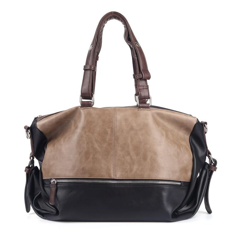 Vintage Men Messenger Bags Travel Business Crossbody Shoulder Bag for Man Handbags Sacoche Homme PU Leather Bolso Hombre Retro все цены
