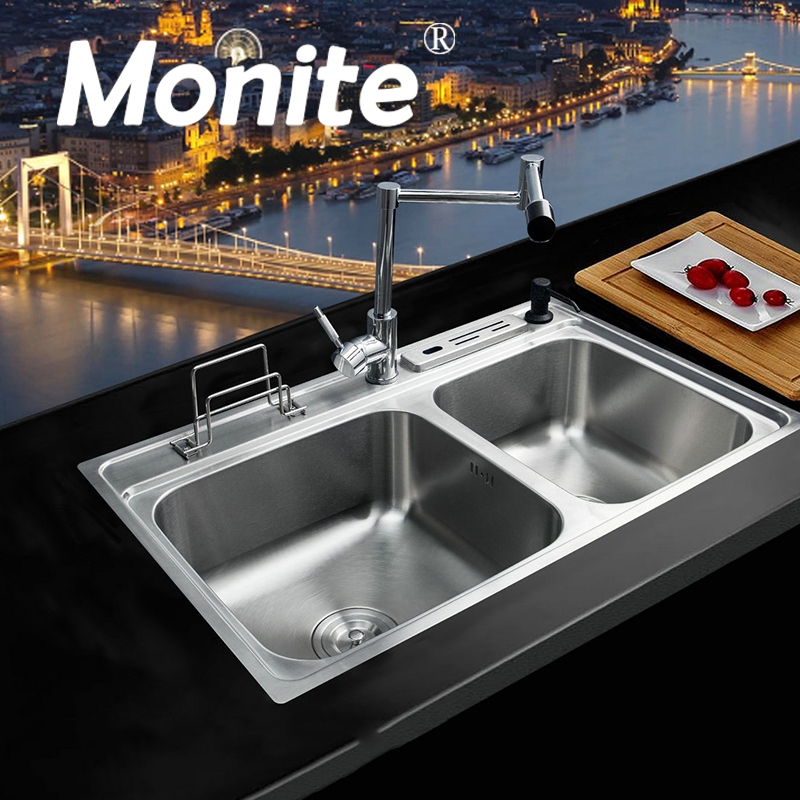 Swivel 360 Deck Mounted Faucet Kitchen Sink Faucet Set Sink Faucet Torneira Sink WashBasin Countertop Hot And Cold Mixer Tap hpb brass morden kitchen faucet mixer tap bathroom sink faucet deck mounted hot and cold faucet torneira de cozinha hp4008