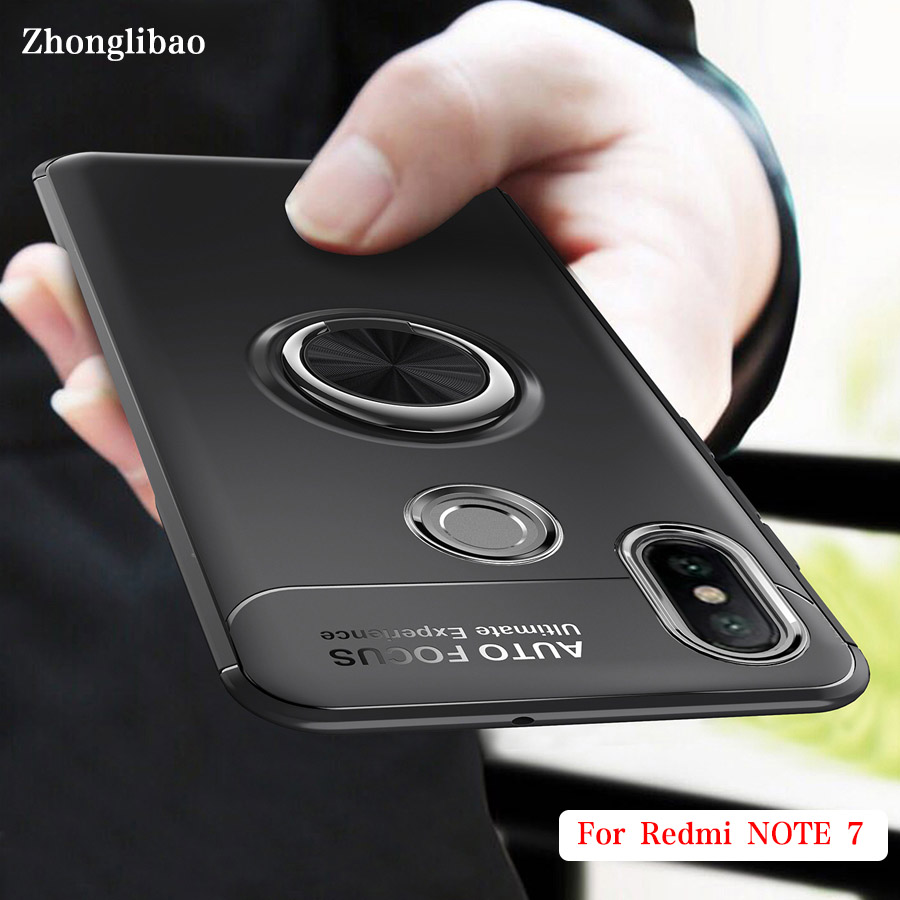 <font><b>Redmi</b></font> <font><b>Note</b></font> <font><b>7</b></font> Case Magnetic Bracket Soft TPU Silicone Back Cover for <font><b>Xiaomi</b></font> <font><b>Redmi</b></font> Note7 <font><b>Note</b></font> <font><b>7</b></font> <font><b>Pro</b></font> <font><b>Global</b></font> Version Case Shockproof image