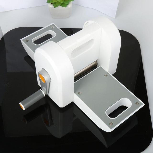 Die Cutting Embossing Machine Scrapbooking Cutter Piece Die Cut Paper Card Cutter Die-Cut Machine Home DIY Embossing Dies Tool