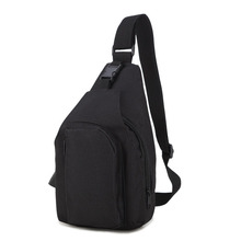 Oudoor Shoulder Military Style Army Backpack Camping Hiking Trekking Runsacks Bag Single Shoulder Bag Tactical Chest