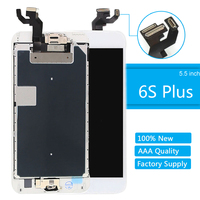 for iPhone 6S Plus LCD Display AAA Quality Touch Screen Digitizer Full Assembly for iPhone 6S Plus Screen Replacement Complete