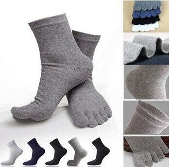 Adhesive Five Finger Women Socks Korean Style Cartoon Printed Floor Socks N7