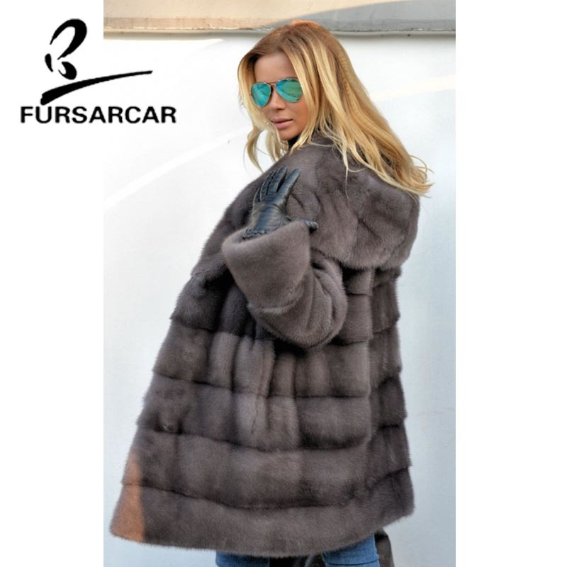 Full Mink Luxury Real 13