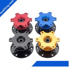 Для MOMO OMP ND SP рулевое колесо Quick Release snap off hub адаптер Автомобильное рулевое колесо Hub Boss Kit Универсальный