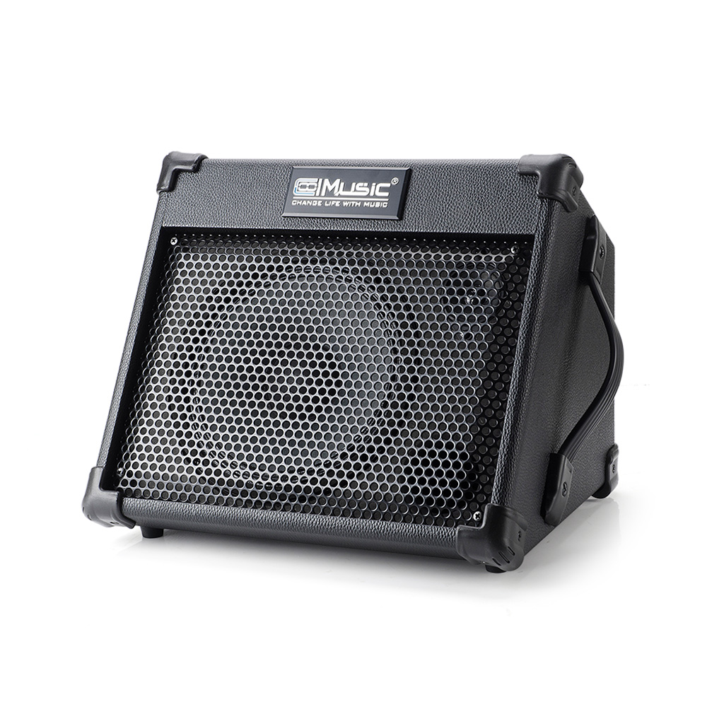 Coolmusic BP40 40 W amplificateur de puissance Bluetooth amplificateur de guitare acoustique vocale extérieure