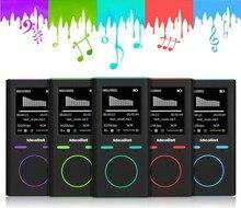 Original Inglés versión reproductor de mp3 4 GB S1811 APE/FLAC/WAV de Alta Calidad de nivel de Entrada de Sonido Sin Pérdidas Reproductor de música con FM