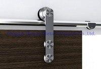Dimon customized SUS304 sliding door hardware wood door hardware glass sliding door hardware DM SDS 7103 without sliding track