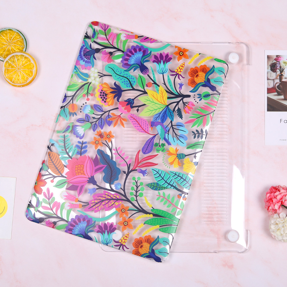 Floral Case for MacBook 147