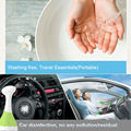 Battery powered car ozonizer washer disinfector ozone water sterilization without pollution ozone generator water treatment