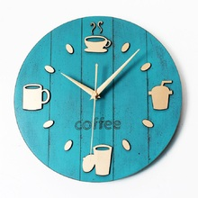 Saat Clock reloj duvar saati Coffee cup wall clock horloge murale relogio de parede reloj de pared relogio parede home decor