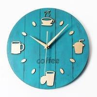 Saat Clock reloj duvar saati Coffee cup wall clock horloge murale relogio de parede reloj de pared relogio parede home decor