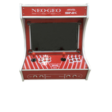 Made in china Family Professional classic wooden mini simulator arcade desktop video game console machines Mini