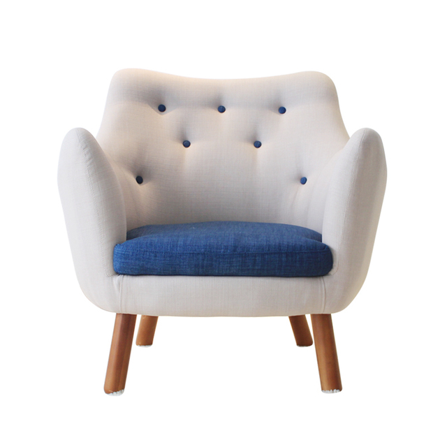 Sofa Chair Ikea Race Car Cheap Wood Western Style Single Small Apartment Stylish Modern Leisure Chairs Coffee Exports