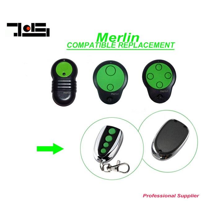 Merlín M832 M842 M844 puerta de garaje 230 T 430r de control remoto envío gratuito