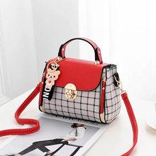 New Fashion Designer brand bag ladies quality PU leather handbag dress solid shoulder bag mini bag lady messenger wallet цены