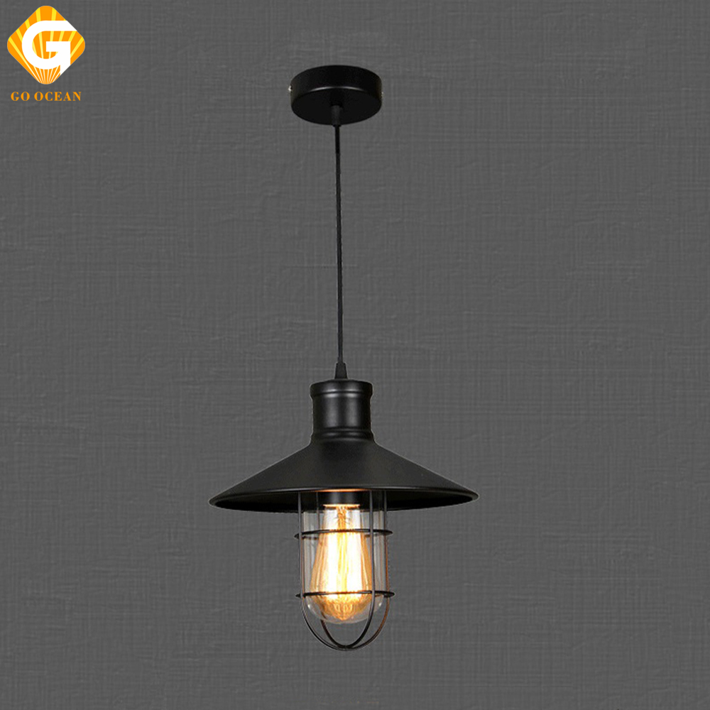 Pendant Lights E27 Hanging Lamp Art Deco ModernIndustry Black LED Indoor Vintage Lighting For Kitchen Dining Room Bar LED LampsPendant Lights E27 Hanging Lamp Art Deco ModernIndustry Black LED Indoor Vintage Lighting For Kitchen Dining Room Bar LED Lamps