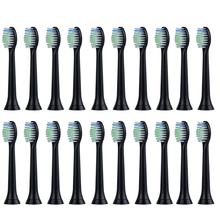 20PCS Tooth brush Replacement Heads Electric Toothbrush Heads for Philips HX6064 Sonicare DiamondClean,FlexCare,HealthyWhite