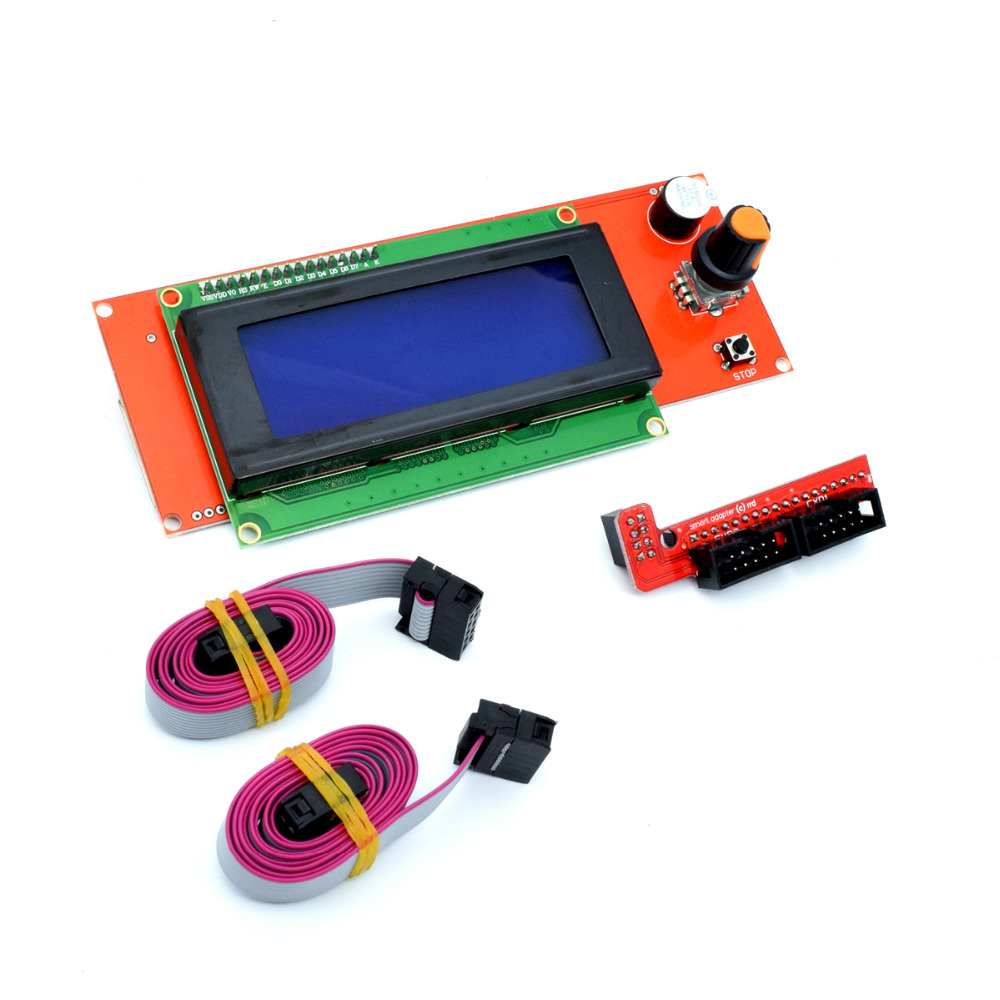 Adeept LCD 2004 Display Controller für RAMPS 1.4 RepRap 3D Drucker - Intelligente Elektronik