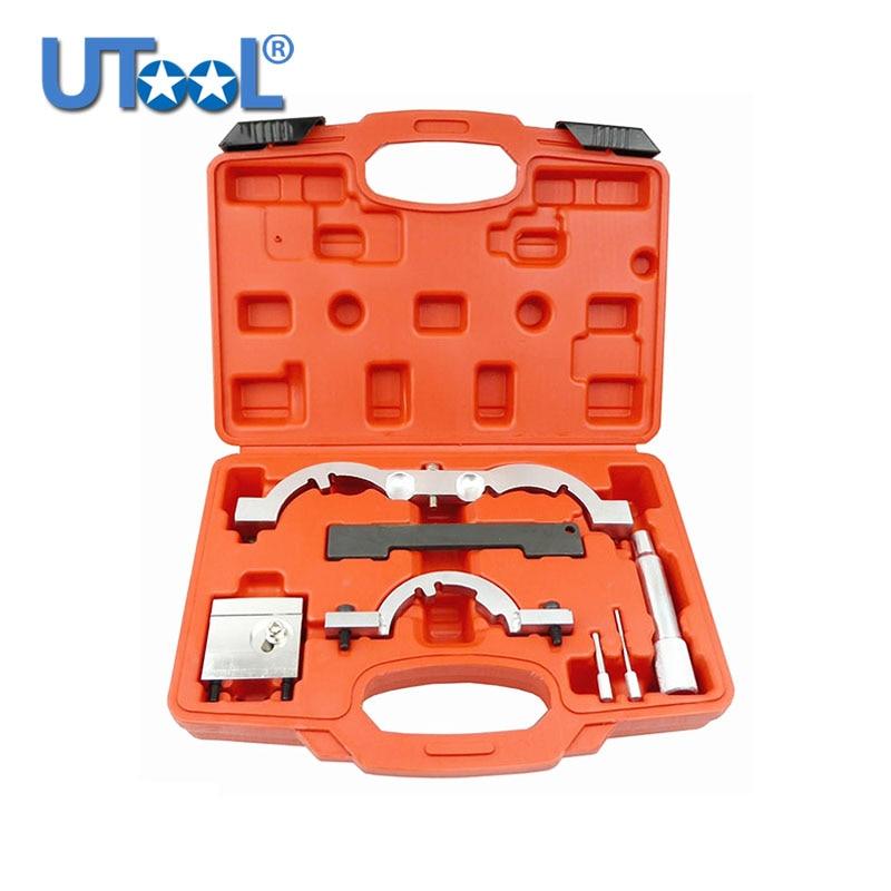 UTOOL  NEW Timing Tool Kit Set For Vauxhall /Opel  ,Astra-J, Corsa-D, 1.0 1.2 1.4 Turbo 2009-
