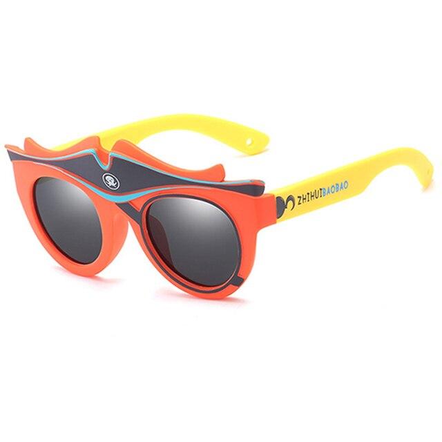 Silicone Frame Sunglasses  5