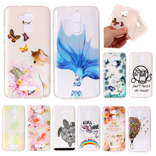"""For Asus ZenFone 3 Max ZC520TL 3D Relief Case Animal Flower Silicon TPU Soft Back Cover Case for Asus Zenfone 3 Max ZC520TL 5.2"""""""