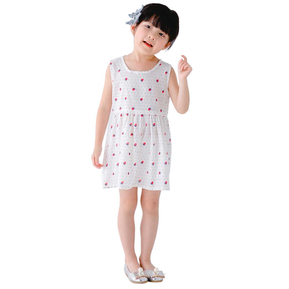 New 5 Phong Cách Cô Gái trang Phục Mùa Hè Áo Dài Áo Bé Quần Áo Trẻ Em Sinh Nhật Đảng Mặc Trẻ Em Công Chúa Ăn Mặc Trang Phục