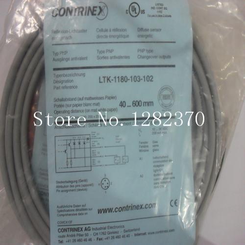 - [SA] new original CONTRINEX proximity switches LTK-1180-103-102 spot
