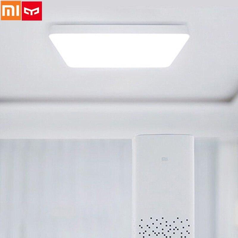 Yeelight Ra95 Inteligente Lâmpada Do Teto LEVOU Pro Luz Suporte a Bluetooth/Wifi/App Controle Remoto Inteligente Para Sala de estar luz