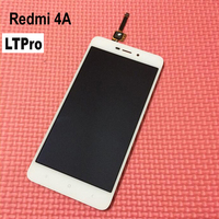 5 0 Black White Gold TOP Quality NEW Full LCD Display Touch Screen Digitizer Assembly For