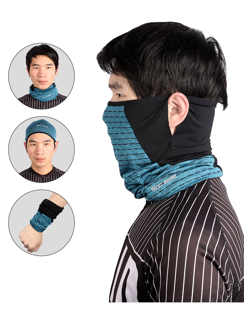 HTB1G2hObtfvK1RjSszhq6AcGFXaq - Cycling Half Face Mask Skin Cool Ice Silk Bandanas Breathable UV400 Protection Sports