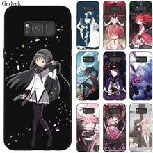 Silicone Mobile Phone Case For Samsung A70 A60 A50 A40 A30 A20 A10 A9 A8 A7 A6 A5 A3 J6 Cover Puella