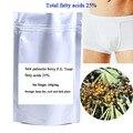 O envio gratuito de 200 g/saco de Saw palmetto berry P.E. Total de ácidos gordos 25%