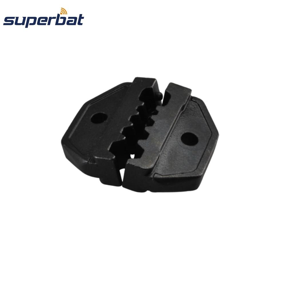 Superbat Hex Die Crimper Crimping Tool For Crimper-RG178 RG316 RG174 LMR100 Cable