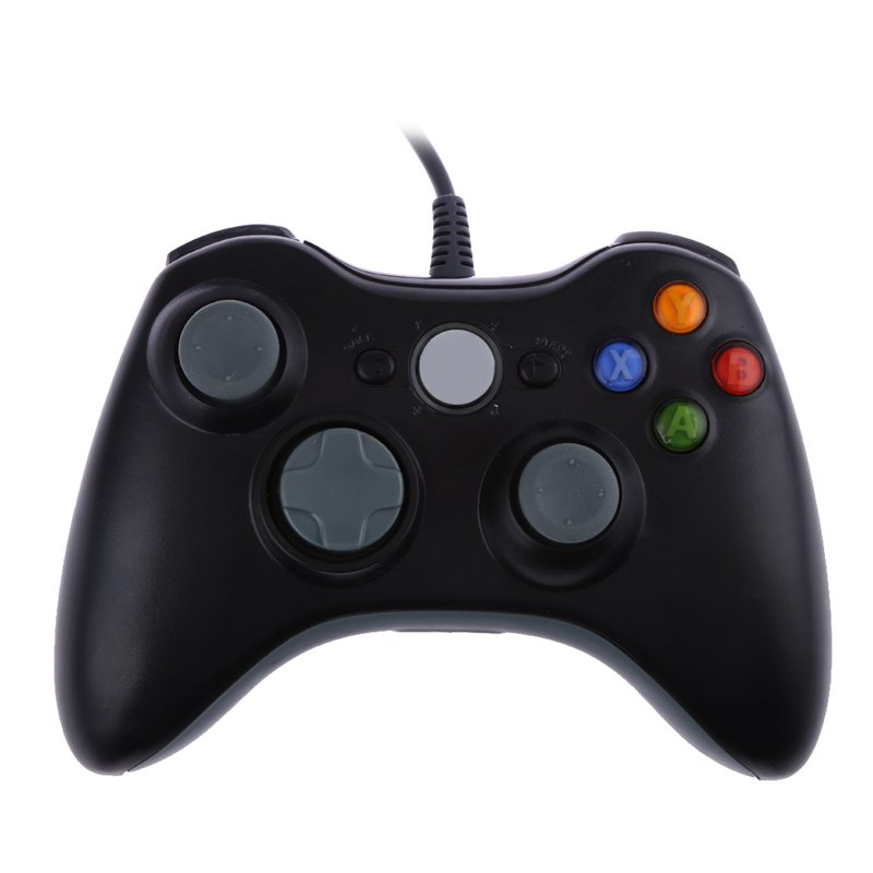 Precision USB Wired Joypad Gamepad Controller Joystick For Xbox 360 For PC For Windows 7 For Microsoft Console Controller