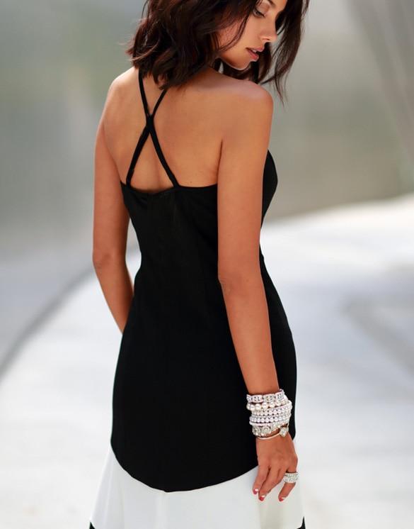 917b8b9d4df2 Moda 2015 vestidos donne vestito lungo lady estate elegante scarpe casual  off spalla backless dalla fasciatura della banda del partito maxi vestito  59x in ...