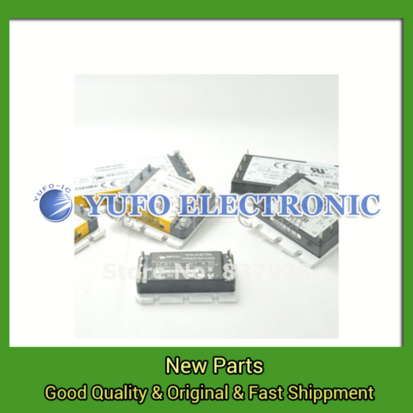 Free Shipping 1PCS  V375C12C150BL power Modules, power Modules, the original new, welcomed the order. YF0617 relay 1di400mp 120 welcomed the consultation
