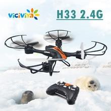 Viciviya H33 2.4 г Quadcopter мини Drone вертолет селфи четыре оси гироскопа Квадрокоптер АЭРОСЪЕМКА G raphy дроны ai RC плот *(China (Mainland))