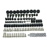 For Yamaha R6 Motorcycle Complete Fairing Bolts Kit YZF R6 1999 2002 2001 One Set Free