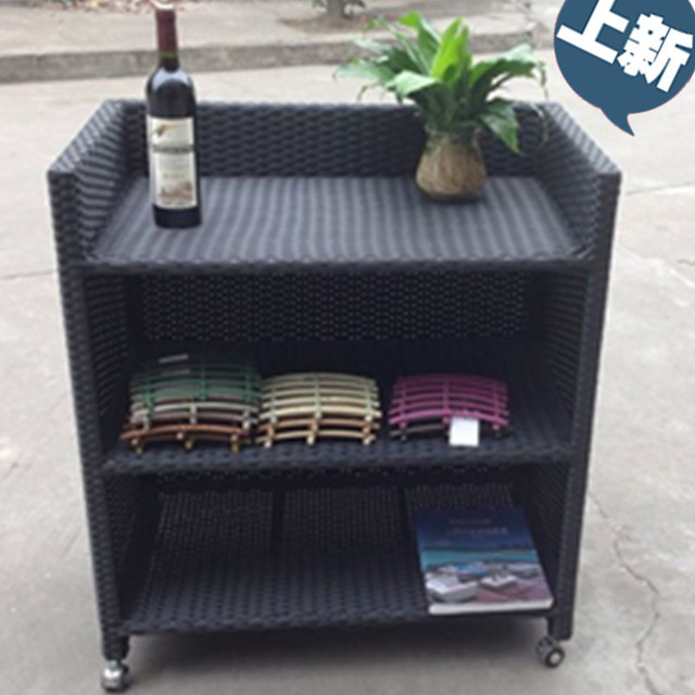 Anti Rattan Cane Cabinet Cabinet Cabinet Rattan Outdoor Furniture