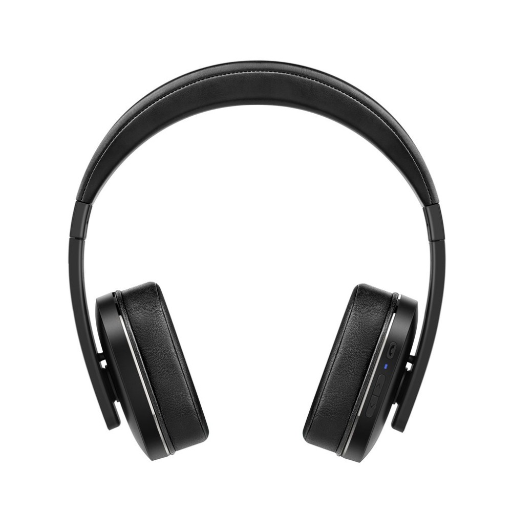 F9 Active Noise Reduction Bluetooth Headphone With MIC NFC Connection Super Bass Headphone For Xiaomi PC Phone MP3 nizhi nz026 mini portable super bass bluetooth v2 1 speakers w nfc mic pink