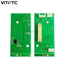 Fusor unidad desarrollador chip para lexmark MS710 MS711 MS810 MS811 MS812 MX710 MX 711 MX810 MX811 MX812 fusor de reinicio
