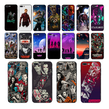 Marvel case For iphone xr x xs max 7 6s 8 6 plus cover 5 5s se Guardians of the Galaxy Soft Silicone Vintage design Phone shell цена в Москве и Питере