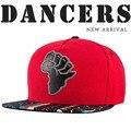 Alta qualidade novo design áfrica do sul mapa tampas homens mulheres chapéu hip hop bonés de beisebol casual básico snapback preto vermelho