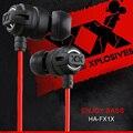 Xtremed Xplosives HA-FX1X Наушники-Вкладыши Супер Глубокий Бас Гарнитуры 3.5 мм Gaming Auriculares Для Xiaomi & iphone mp3/4 ПК